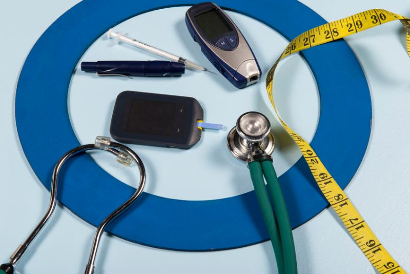 Diabetic and Blood Pressure Monitoring Tools